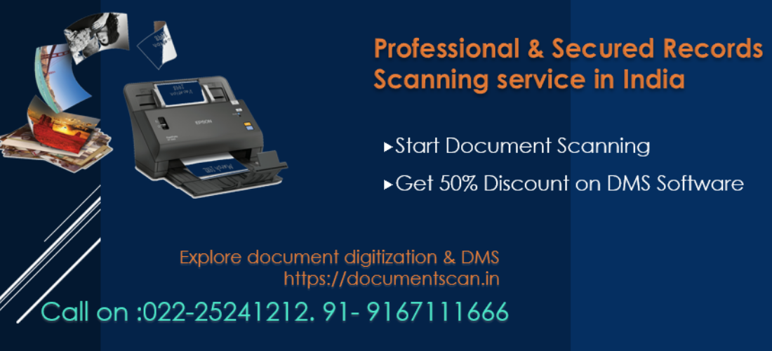 document scanning service